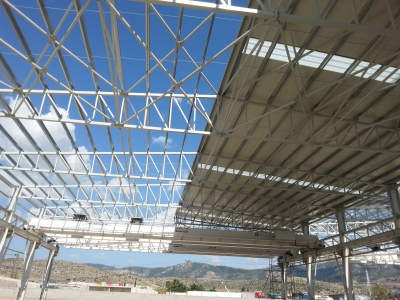 ELASTRON ASPROPYRGOS - METAL CONSTRUCTION AND PANELS